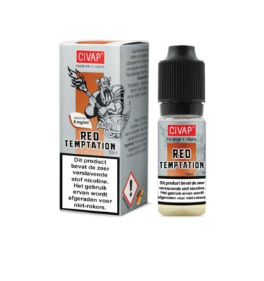 Civap Red Temptation Mix 10 ml