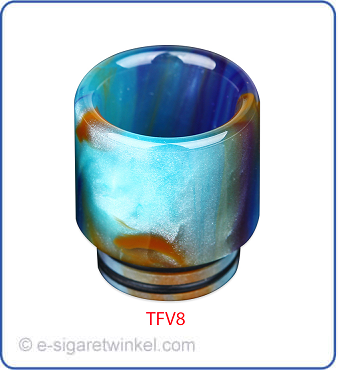 Demon Killer Magic Resin Drip Tip TFV8