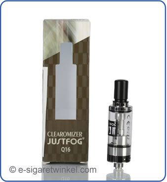 Q16 Justfog Clearomizer