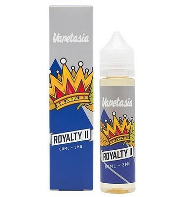 Vaptasia Royalty II 50 ml shake n vape
