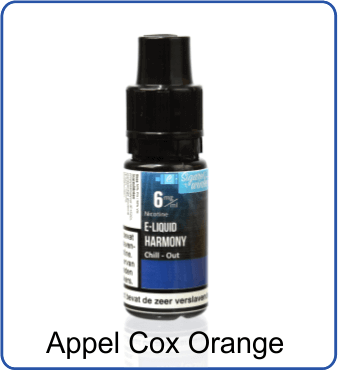 e-juice herlann hl eliquid appel cox orange