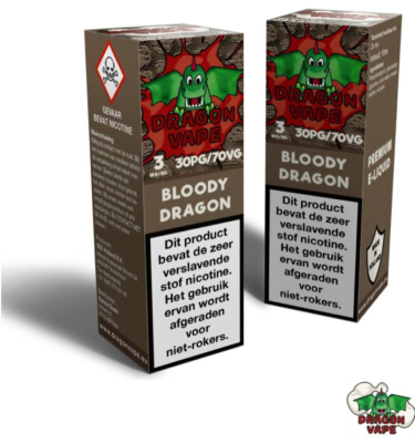 Dragon Vape Eliquid Bloody Dragon