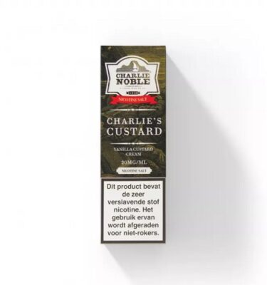 Charlie's Custard Charlie Noble NS/20MG