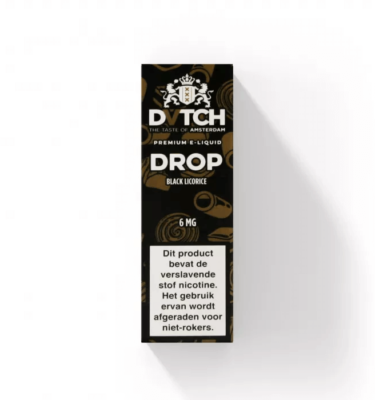 Drop 10ml Eliquid DVTCH Amsterdam