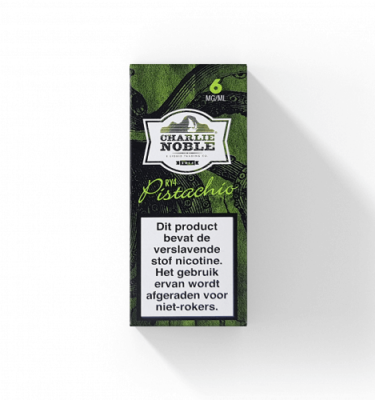 Pistachio RY4 10ml Eliquid Charlie Noble