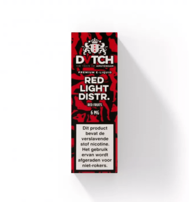 Red Light District 10ml Eliquid DVTCH Amsterdam