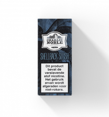 Shellback Slush 10ml Eliquid Charlie Noble
