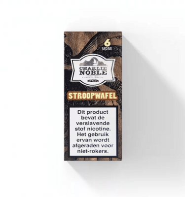 Stroopwafel 10ml Eliquid Charlie Noble