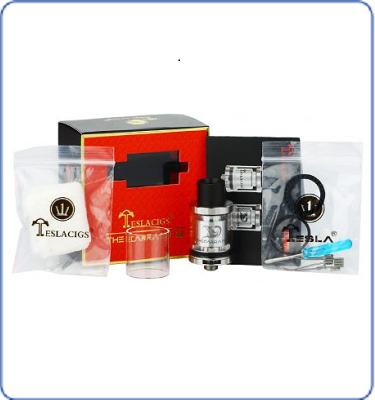 Tesla The Carrate 22 RTA Atomizer 2ml
