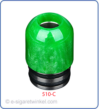 Demon Killer Magic Resin Drip Tip 510-C