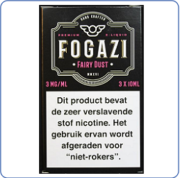 Fogazi Fairy Dust 3X10ML