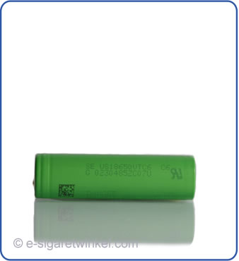 Sony Konion US18650 VTC6 3000mAh High drain Batterij 30A