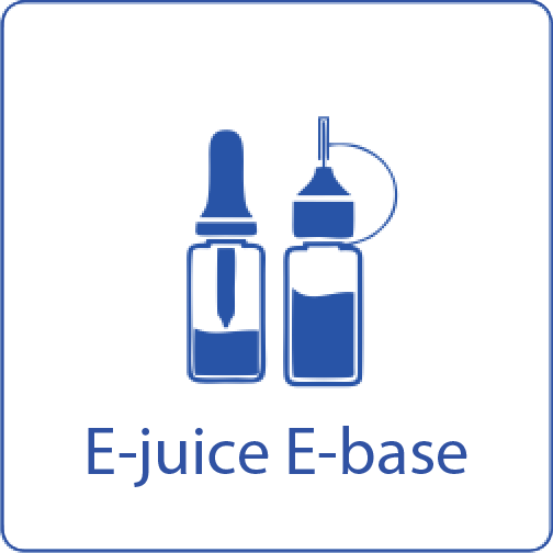 e-juice e-base voor aroma