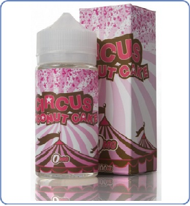 Circus Coconut Cake 100 ml