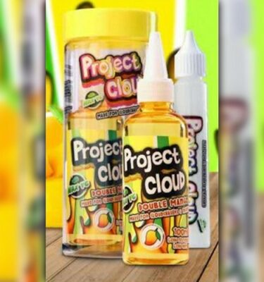 Project Cloud Double Mango 100ml