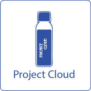 Project Cloud shake n vape liquid