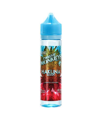 Twelve Monkeys Hakuna Iced 50ml
