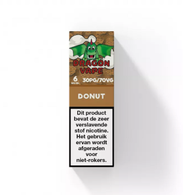 Dragon Vape Eliquid Donut