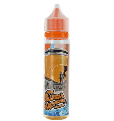 the Slush Machine Orange slush 50ml