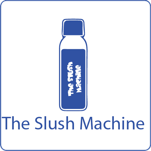 the slush machine vape n shake eliquids