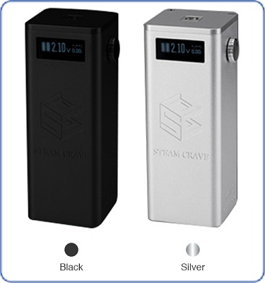 Steam Crave Titan PWM VV 300W Box MOD