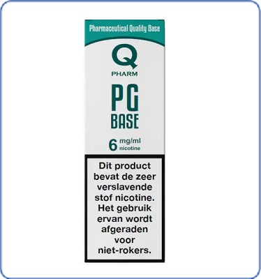 Qpharm Base E-Liquid PG 100% 10ml