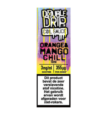 Double Drip Orange & Mango Chill