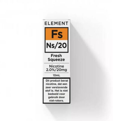 Element NicSalts FS