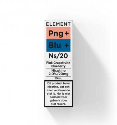 Element NicSalts Png+Blu