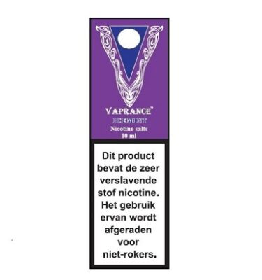 Vaprance Purple Lable IceMint