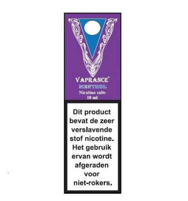 Vaprance Purple Lable Menthol