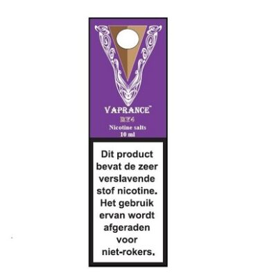 Vaprance Purple Lable RY4
