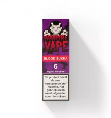 Vampire Vape Blood Sukka 10 ml Eliquid