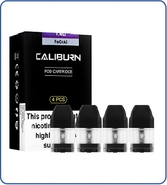 Uwell Caliburn Pod 2ml 1.4 Ohm