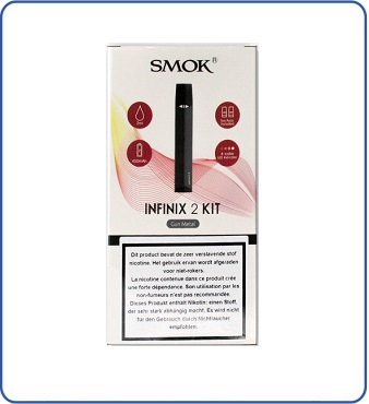 Smok Infinix ll 450Mah 2ml Kit