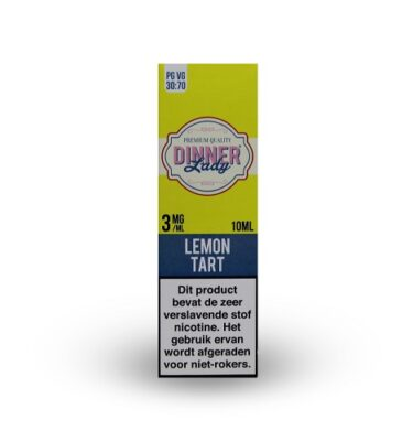 Dinner Lady Lemon Tart 10ml