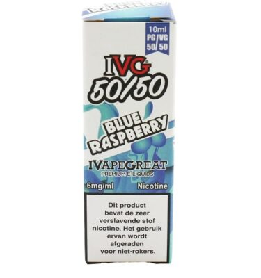 IVG Blue Raspberry 10ML