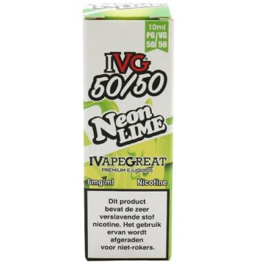 IVG Neon Lime 10ML