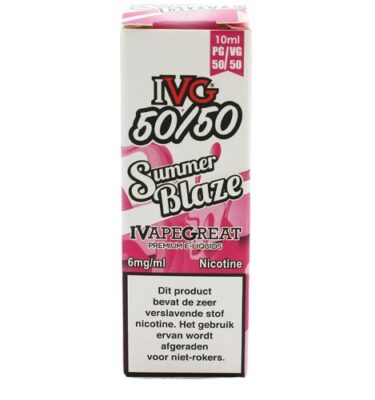 IVG Summer Blaze 10ML